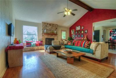 Hays County, Travis County, Williamson County Single Family Home Pending - Taking Backups: 923 Acorn Oaks Dr