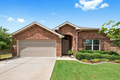 Hutto Single Family Home For Sale: 207 Marklawn Ln
