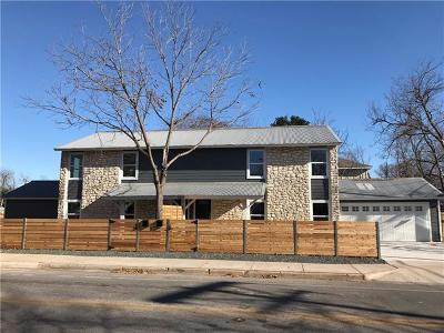 Condo/Townhouse Pending - Taking Backups: 5215 Guadalupe St #A