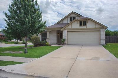 Austin Single Family Home For Sale: 2717 Cottonwood Shores Dr