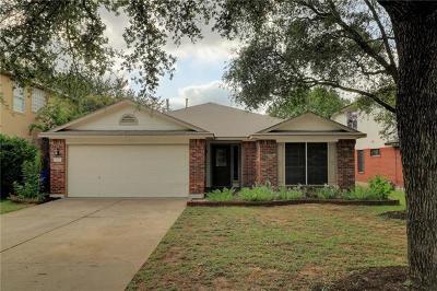 Cedar Park Single Family Home For Sale: 809 Settlement St