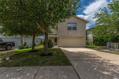 Buda Single Family Home For Sale: 1099 Shadow Creek Blvd