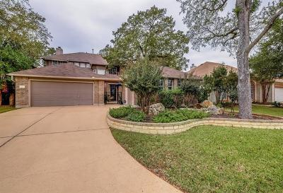 Cedar Park TX Single Family Home For Sale: $329,999