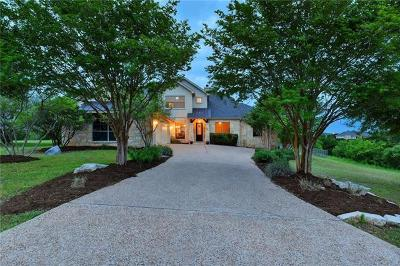 Dripping Springs Single Family Home For Sale: 1140 Tom Sawyer Rd