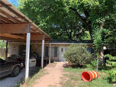 Austin Single Family Home For Sale: 109 Hergotz Ln