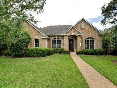 Austin Single Family Home Pending - Taking Backups: 8407 Horse Mountain Cv