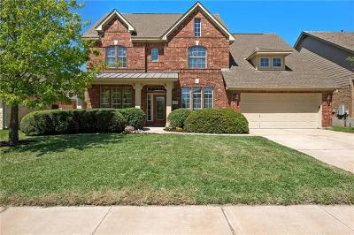 Austin Single Family Home For Sale: 6302 Salcon Cliff Dr