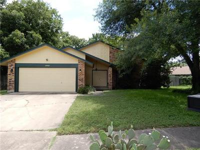 Austin Single Family Home For Sale: 10407 Wagon Gap Dr