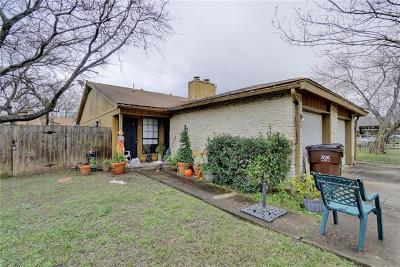 Round Rock Multi Family Home For Sale: 1803 Magnolia Dr