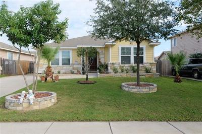 Manor Single Family Home For Sale: 14400 Briarcreek Loop