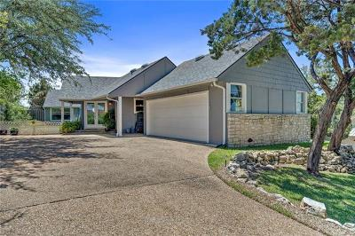 Austin Single Family Home Pending - Taking Backups: 107 Schooner Dr