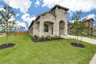Round Rock Single Family Home For Sale: 1907 Mexia Dr