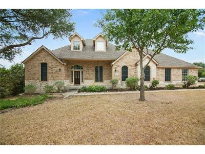 Dripping Springs Single Family Home For Sale: 214 Old Mill Dr