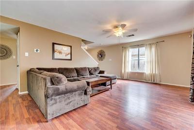 Round Rock Single Family Home Pending - Taking Backups: 1204 Water Spaniel Way