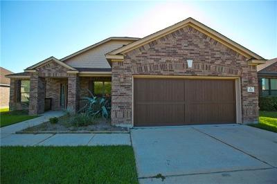 Hays County, Travis County, Williamson County Single Family Home Pending - Taking Backups: 225 Camperdown Elm Dr