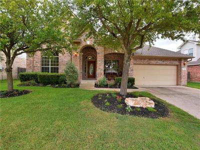 Single Family Home For Sale: 2104 Nelson Ranch Loop