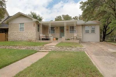 Marble Falls Single Family Home For Sale: 95 Sixth St