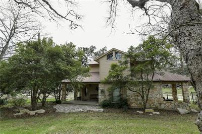 Wimberley Single Family Home For Sale: 2400 Flite Acres Rd
