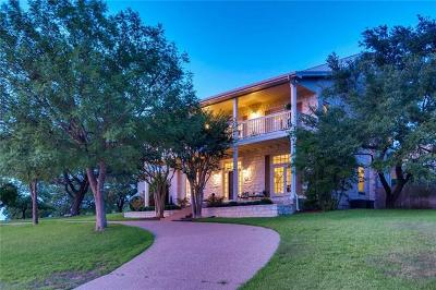 Austin Single Family Home Active Contingent: 2105 Canonero Dr