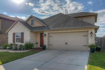 Round Rock Single Family Home For Sale: 8226 Arezzo Dr