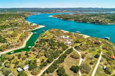 Marble Falls Single Family Home For Sale: 23614 Midway Dr
