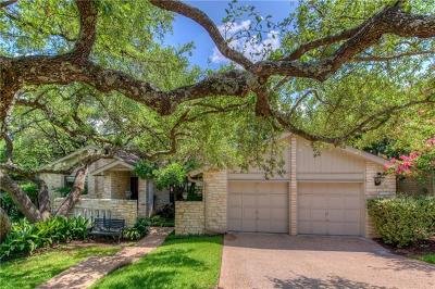 Hays County, Travis County, Williamson County Single Family Home Pending - Taking Backups: 1323 Wilderness Dr