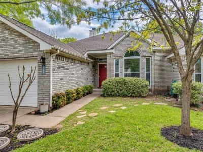 Austin Single Family Home For Sale: 16403 Marthas Cv