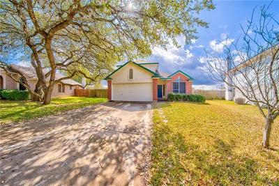 Austin Single Family Home For Sale: 9513 Linkmeadow Dr