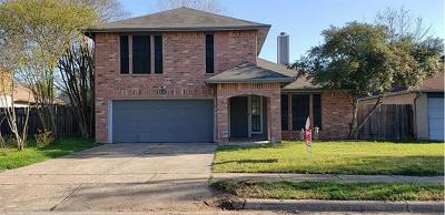 Austin Single Family Home For Sale: 14308 Vandever St