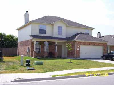 Hutto Rental For Rent: 127 Gainer Dr