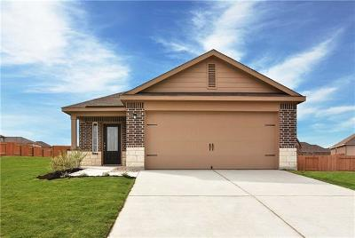 Manor Single Family Home For Sale: 19904 Grover Cleveland Way