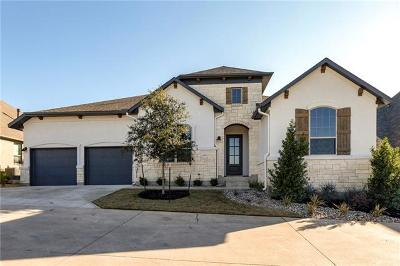 Georgetown Single Family Home For Sale: 1009 Legacy Xing