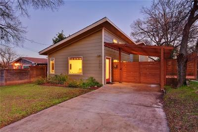 Austin Single Family Home For Sale: 2509 E 10th St