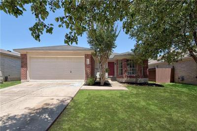 Pflugerville Single Family Home For Sale: 1232 Acanthus St