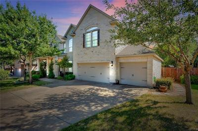 Hays County, Travis County, Williamson County Single Family Home For Sale: 7424 Jaborandi Dr