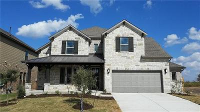 Liberty Hill Single Family Home For Sale: 500 Whittington Way