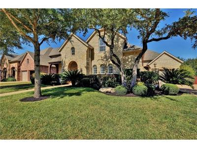 Round Rock Single Family Home Pending - Taking Backups: 2748 Deep River Cir