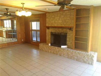 Travis County Single Family Home For Sale: 3503 Ferguson Ln