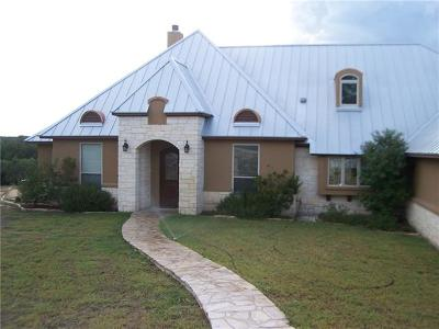 Single Family Home For Sale: 11900 Fm 2325