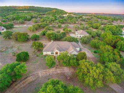 Single Family Home For Sale: 12100 Montana Springs Dr