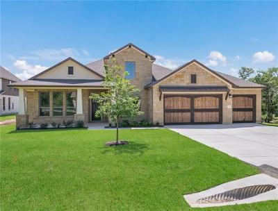 Dripping Springs Single Family Home For Sale: 116 Trincheras Pass