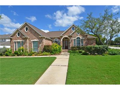 Cedar Park Single Family Home For Sale: 2901 Livorno Cv