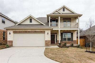 Georgetown Single Family Home For Sale: 105 Crescent Heights Dr