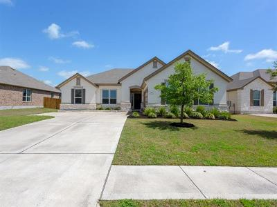 Pflugerville Single Family Home For Sale: 912 Autumn Sage Way