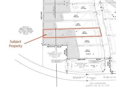 Driftwood Residential Lots & Land For Sale: 10105 Brangus Rd