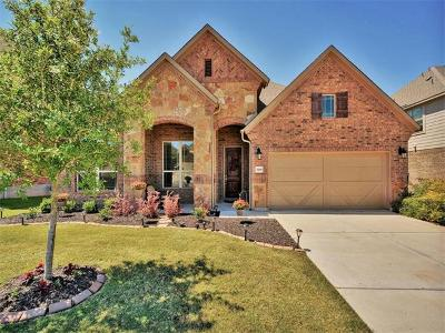 Pflugerville Single Family Home For Sale: 2601 Windy Vane Dr