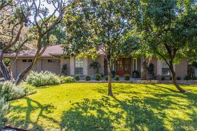 Travis County, Williamson County Single Family Home For Sale: 7309 Running Rope