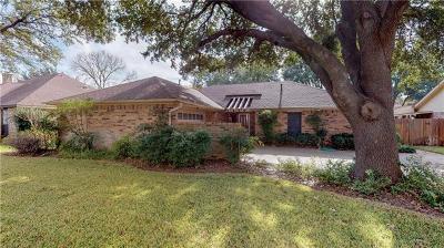 Pflugerville Single Family Home For Sale: 405 Oak Ridge Dr