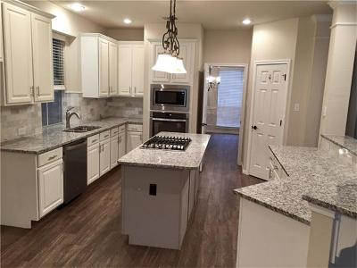 Round Rock Single Family Home Pending - Taking Backups: 8400 Lofty Ln