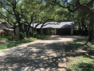 Travis County, Williamson County Single Family Home For Sale: 9709 Braes Valley St